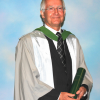 Lifelong co-operator receives honorary doctorate from Stirling University