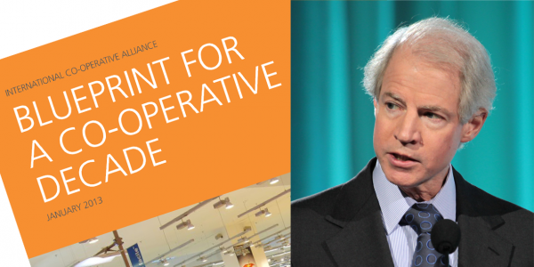 ICA sets out vision for Co-operative Decade