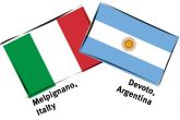 Co-operative towns in Argentina and Italy