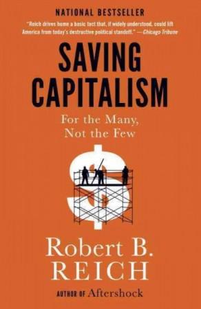 Prof Reich's latest book