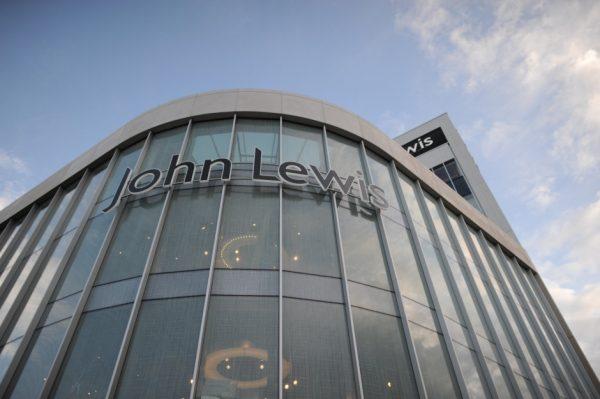 John Lewis store in Exeter