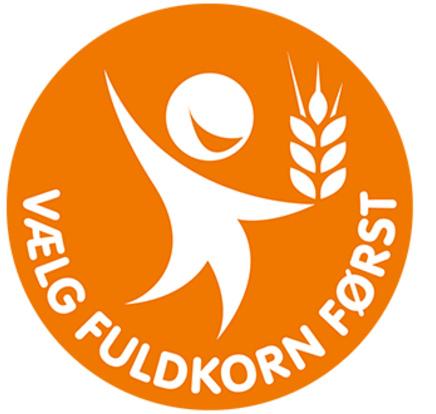 Denmark's wholegrain logo