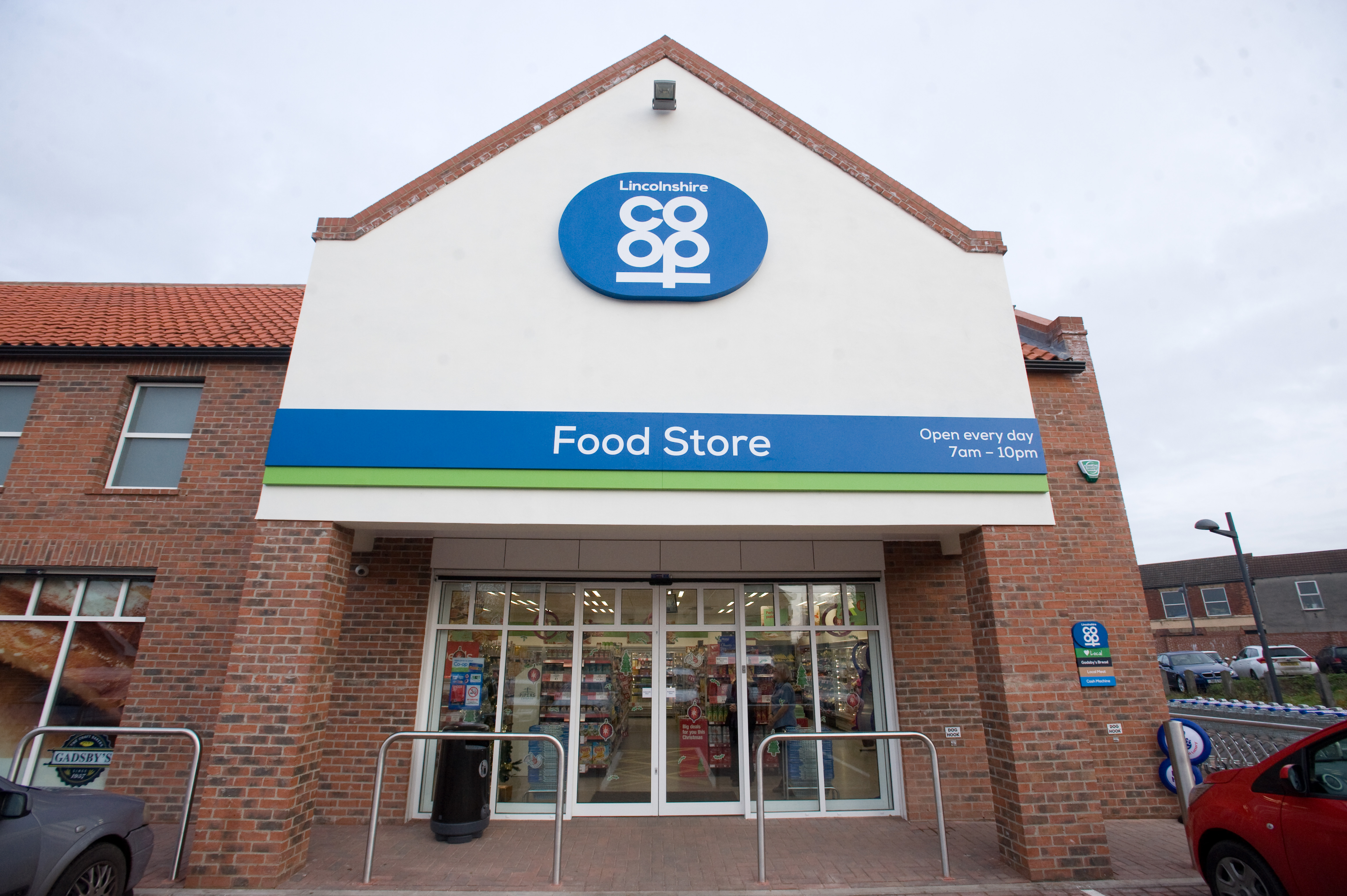 Lincolnshire Co-operative reports growth in food, travel and