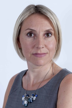 Banking analyst Louise Cooper