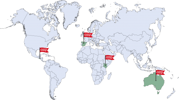 International news round-up 4 – 17 June