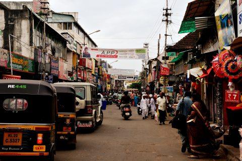 Trivandrum, the capital of Kerala. The Kerala State Co-operative Bank (KSCB) has a history in the region stretching back 100 years. [photo: Flickr/Pranav Yaddanapudi]