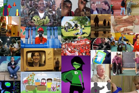 Glasgow's International Human Rights Film Festival held a Media Co-op retrospective featuring 20 films and clips from the last ten years
