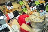A cheese counter at Midcounties Co-operative. The UK imports 38% of the food it eats – of that, 71% is from EU nations. Post-Brexit, retailers must now adapt to disruptive times.