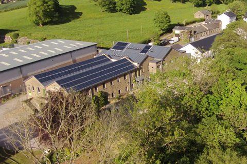 Halton Mill, run by Green Elephant Co-op