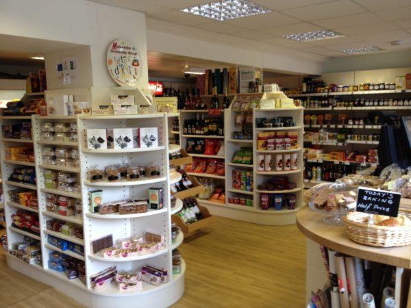 Motcombe Community Shop (photograph: motcombeshop.co.uk)