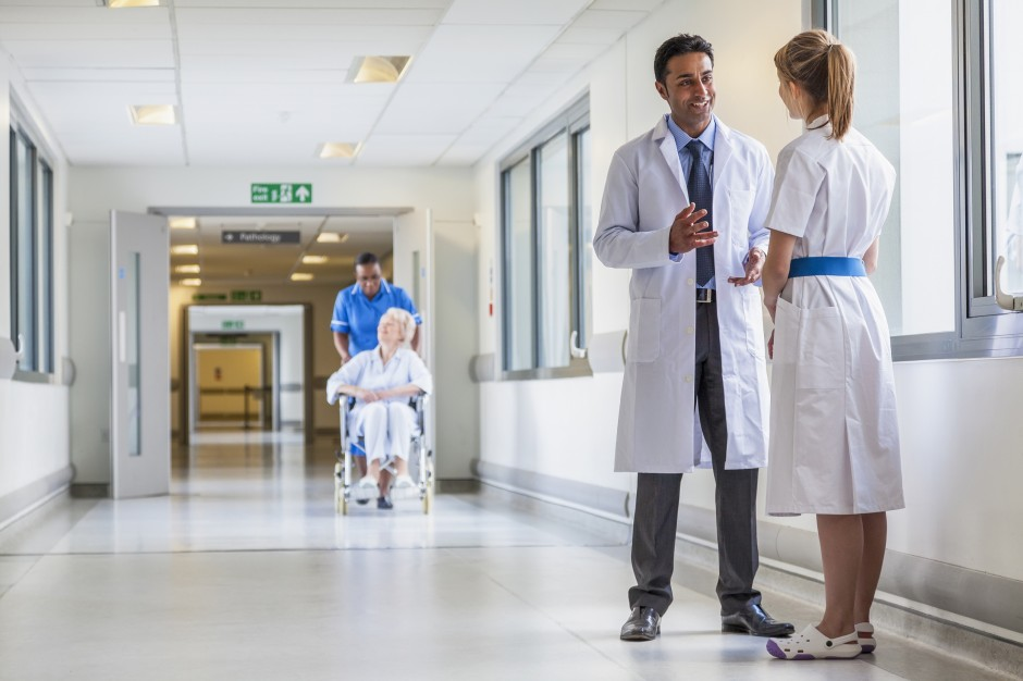 Staff should be given a stronger role in all NHS organisations, according to a report