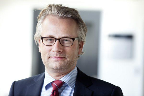Peter Giøtz-Carlsen, executive vice president of Arla Foods UK