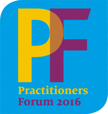 practitioners forum 2016 logo