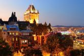 Quebec City, home of the International Summit of Cooperatives