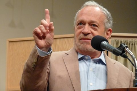 Professor Robert Reich is a keynote speaker at the International Summit of Cooperatives in Quebec from 11-13 October