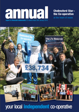 The annual report and financial statements