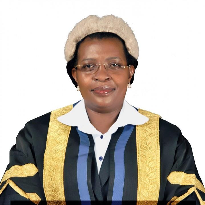 Rt Hon Margaret N. Zziwa, speaker of the East African Legislative Assembly