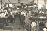 Women working at the Hebden Bridge co-operative (Image: The National Co-operative Archive)
