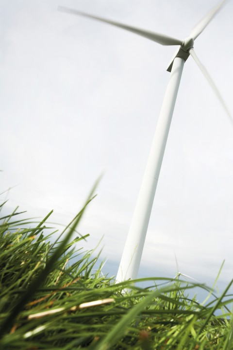 In order to build the two turbines, the co-operative needs to raise £7.5m