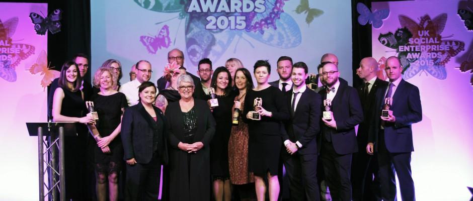 Co-ops triumph at Social Enterprise Awards