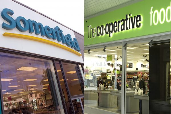 The Co-op Group bought Somerfield in 2008 for £1.6bn