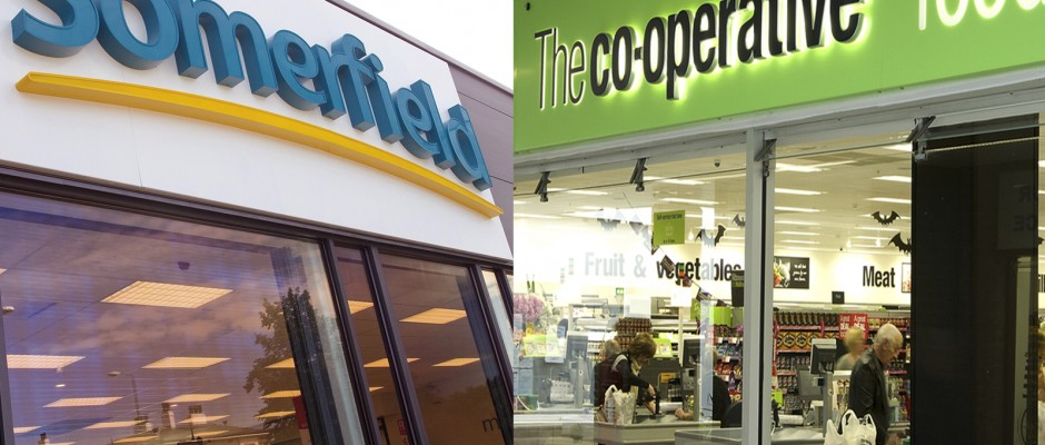 Co-op Group confirms sale of Somerfield Stores Ltd