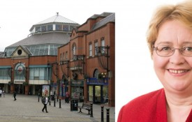 Councillor Stretton was first elected as a councillor for Hollingwood in 2003 and has held a number of cabinet posts