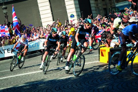 Paul Monaghan: 'Sustainability accounting and reporting is much like sport in that improvements tend to be incremental. Think of Team Sky's performance in the Tour de France and their philosophy of incremental gains'