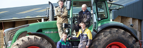 The research looked at small farming co-ops in Scotland and how they exchanged information [photo: SAOS]