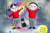 The book is written and drawn by Pippa and Joel Pixley and follows the adventures of two children as a school trip to the Rochdale Pioneers Museum leads to a journey back in time.