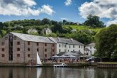 Totnes was the UK's first Transition town, which has set up over 40 projects with many of them co-operatives. Picture: Philip Bird / Shutterstock.com