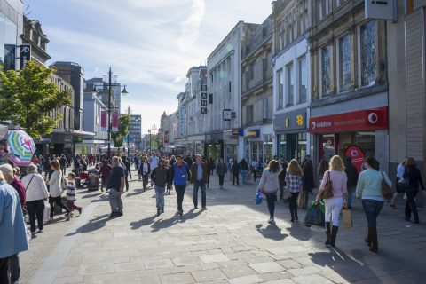 Bringing people back into town centres to live is often spoken of as a way of driving regeneration for the high street. Can co-ops do more with the properties on their books?