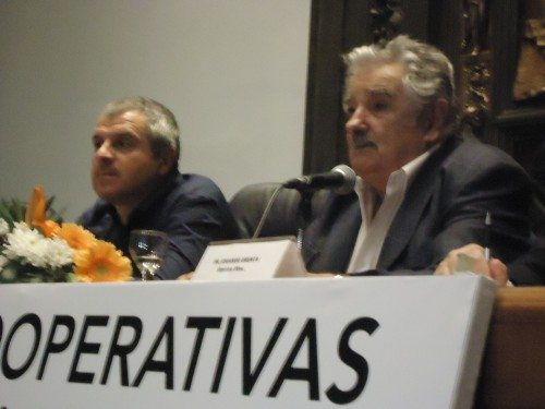 Uruguayan President praises co-operatives for their resilience during crisis