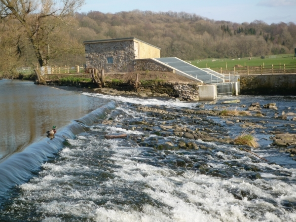 Whalley Community Hydro, in Lancashire